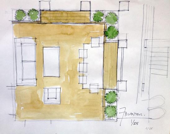 Rehabilitaci n de tico en getxo foraster arquitectos - Foraster arquitectos ...