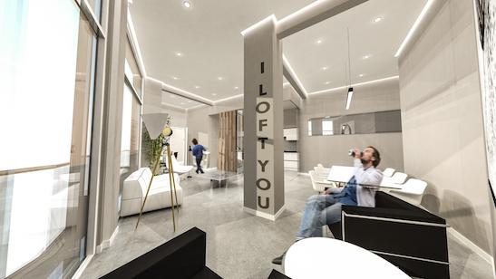 Nuevos lofts en el peri dico el correo foraster arquitectos for Banco santander bilbao oficinas