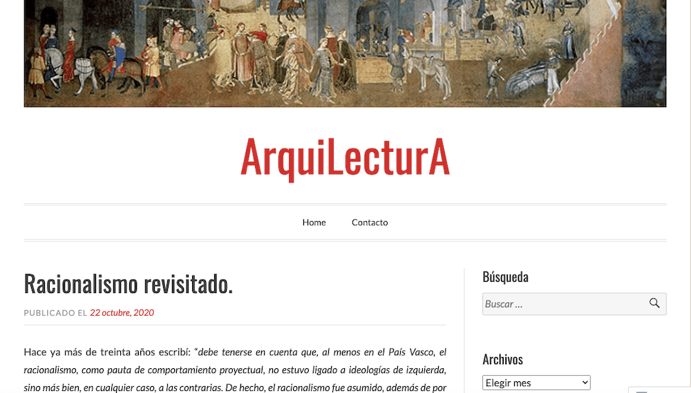 Arquilectura Foraster Arquitectos